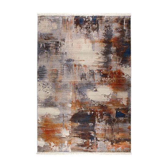 Home Dynamix Rutherford Ashlina Abstract Rectangular Rug