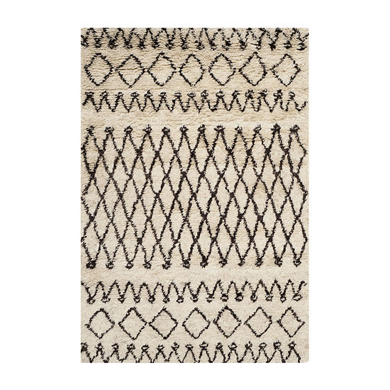 Safavieh Casablanca Collection Stephanie Geometric Area Rug