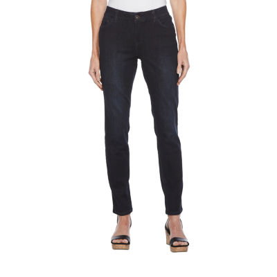 Liz Claiborne Womens Slim Fit Jean