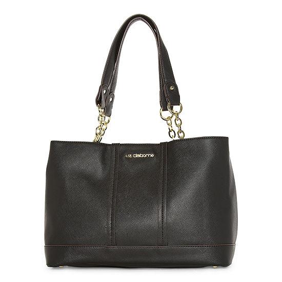 Liz Claiborne Real Fit Shopper Shoulder Bag