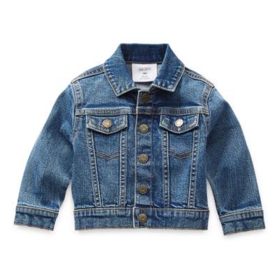 Okie Dokie Baby Boys Denim Jacket