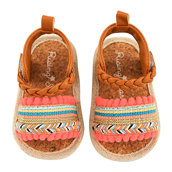 Abg Girls Crib Shoes