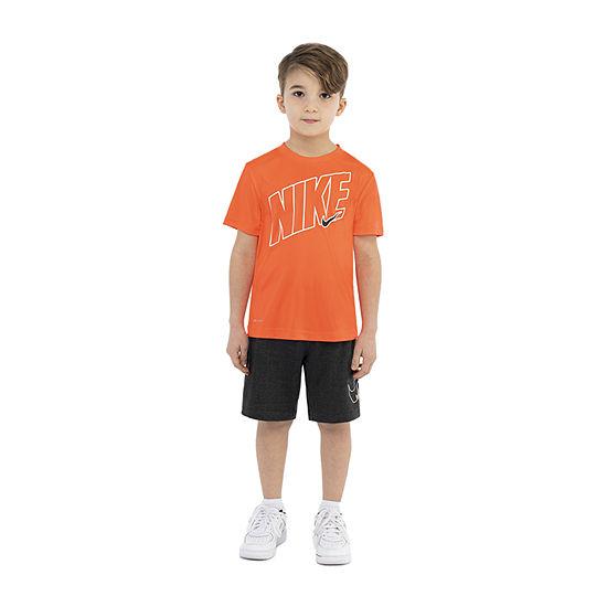 Nike Little Boys 2-pc. Short Set