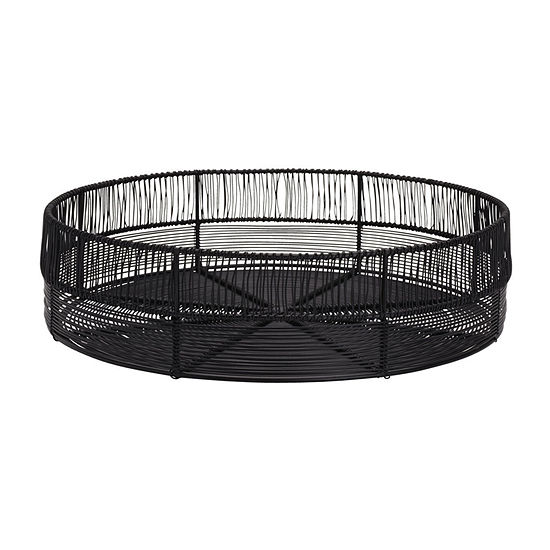 Gourmet Basics by Mikasa Jaxon Centerpiece Basket