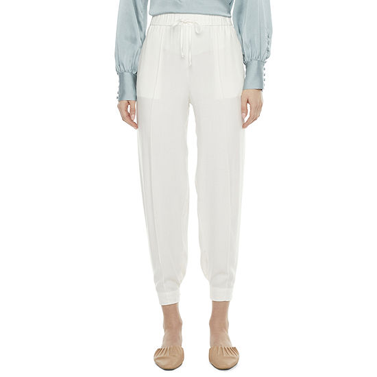 Ryegrass Womens Mid Rise Luxe Jogger Pant