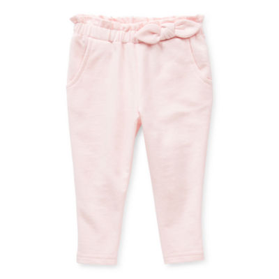 Okie Dokie Jogger Baby Girls Cuffed Jogger Pant