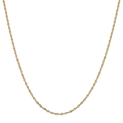 "Infinite Gold™ 14K Yellow Gold 20"" Perfectina Chain Necklace"