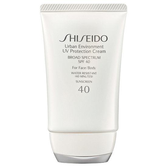 Shiseido Urban Environment UV Protection Cream Broad Spectrum SPF 40 For Face/Body