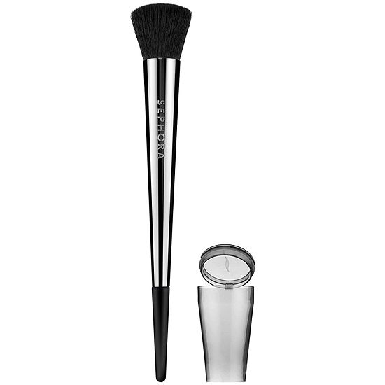 SEPHORA COLLECTION Pro Visionary Flawless Flat Powder Brush 120