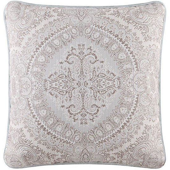 Queen Street® Carlina Square Decorative Pillow