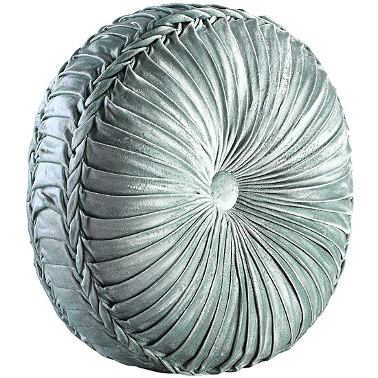 Queen Street® Carlina Tufted Round Decorative Pillow