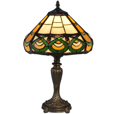 Dale Tiffany™ Francis Island Table Lamp