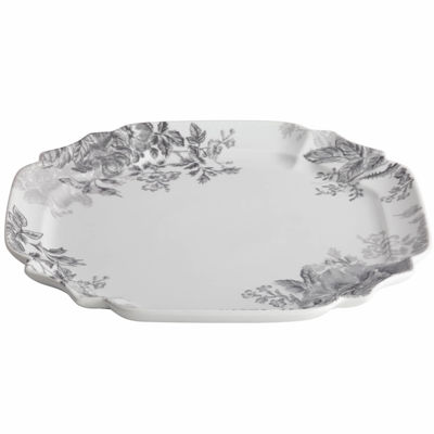 BonJour® Shaded Garden Square Serving Platter