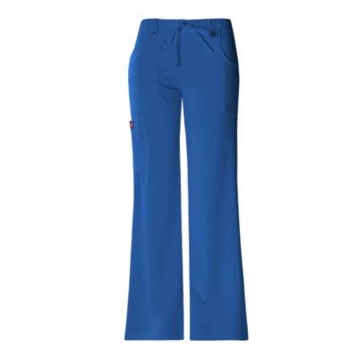 Dickies® 82011 Womens Drawstring Cargo Scrubs–Junior Tall Plus