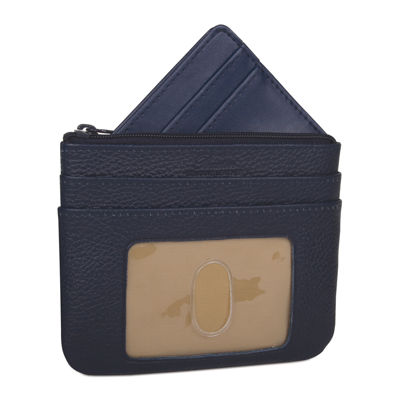 Buxton® Hudson Pik-Me-Up® Large ID Coin Card Case