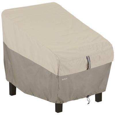 Classic Accessories® Belltown StorageSaver™ Patio Standard Chair Cover