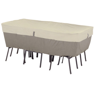 Classic Accessories® Belltown StorageSaver™ Large Rectangular/Oval Table & 6-Chair Cover