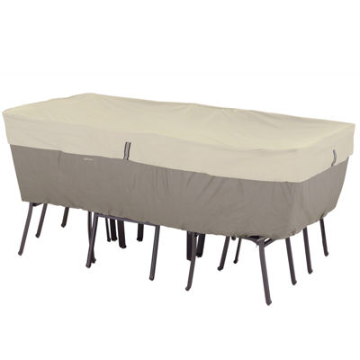 Classic Accessories® Belltown StorageSaver™ Medium Rectangular/Oval Table & 6-Chair Cover