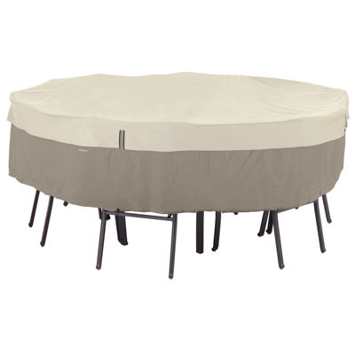 Classic Accessories® Belltown StorageSaver™ Medium Round Table & 6-Chair Cover