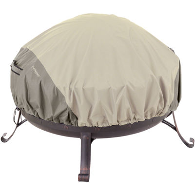 Classic Accessories® Belltown StorageSaver™ Patio Round Fire Pit Cover