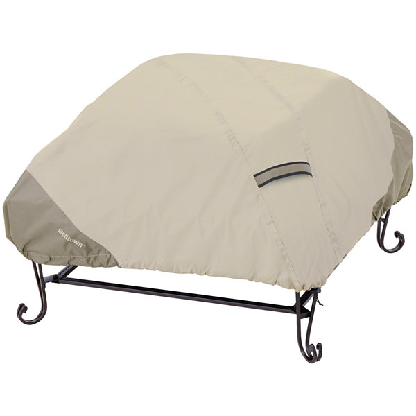 Classic Accessories® Belltown StorageSaver™ Patio Square Fire Pit Cover
