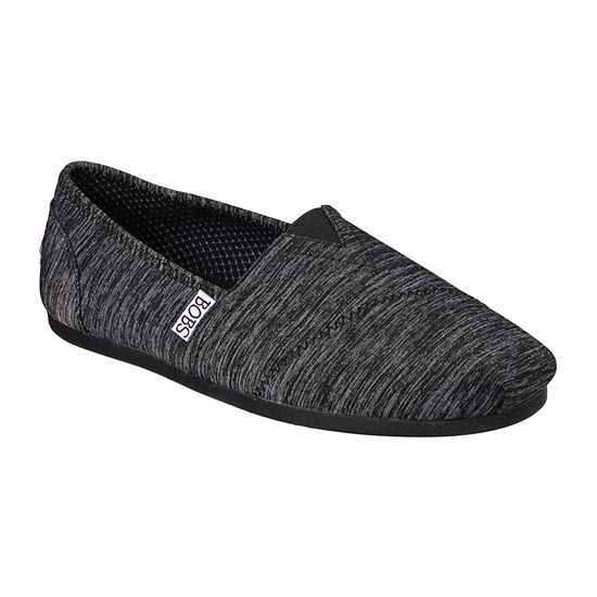 Skechers Bobs Womens Express Yourself Slip-On Shoe Closed Toe