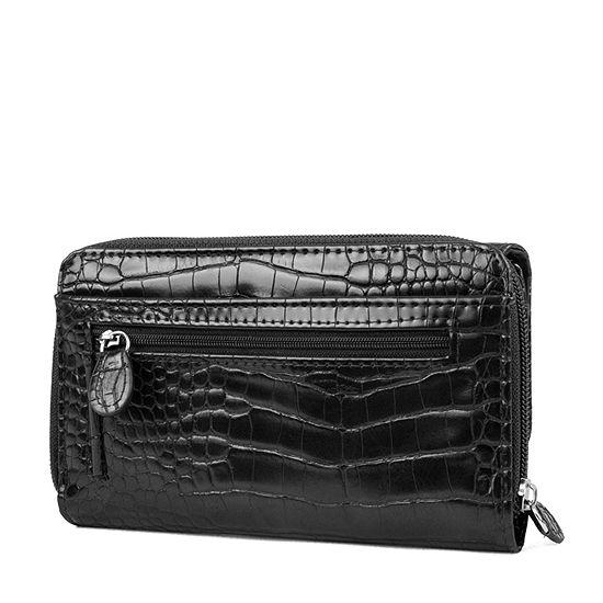 Mundi® Croc Big Fat Wallet