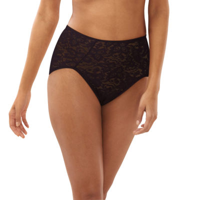 Bali Shapewear Lace 'N Smooth Brief - 8L14