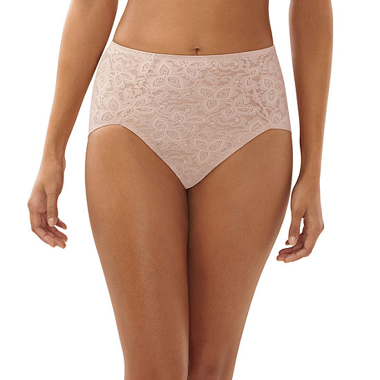 2d2c00c8d6e Bali Shapewear Lace  N Smooth Brief - 8L14 - JCPenney