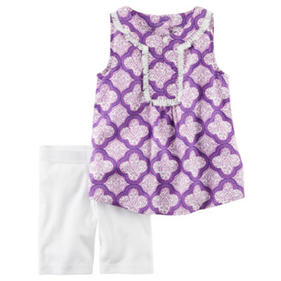 Carter's 2-pack Short Set Girls