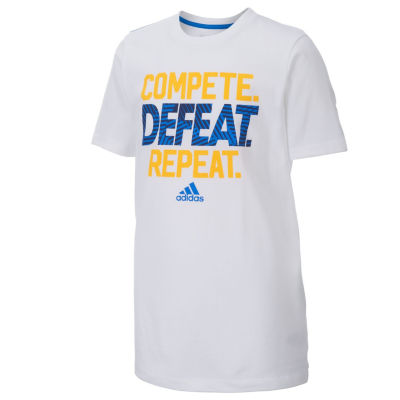 Adidas Adidas Graphic T-Shirt-Preschool Boys