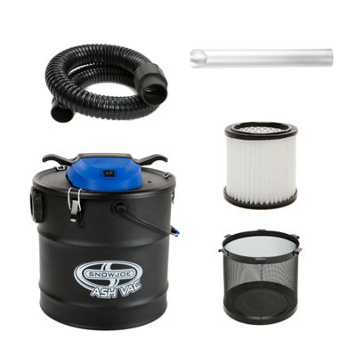 Snow Joe 4.8-Gallon Ash Vacuum