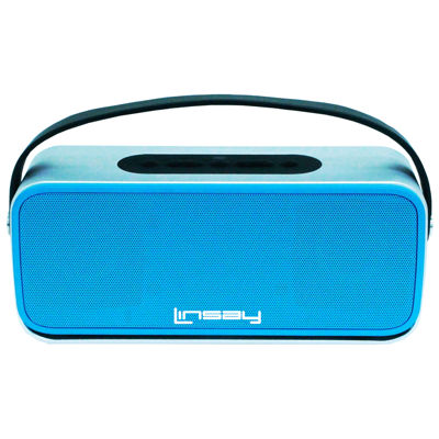 LINSAY® High End Portable Wireless Rechargeable Bluetooth Speaker with Microphone