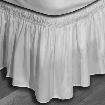 DUCK RIVER Waldorf Microfiber Bed Ruffle Skirt