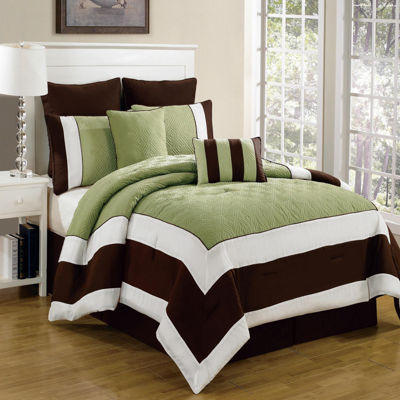 Duck River 8-pc. Spain Tranquility Comforter Set