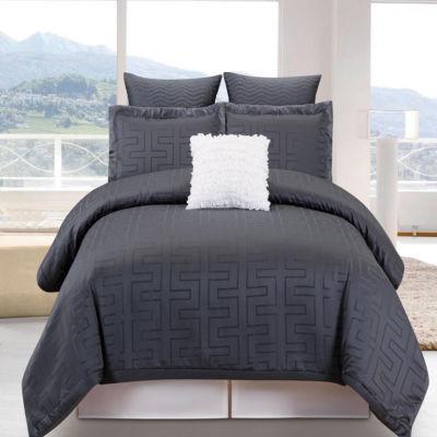 DUCK RIVER 6-pc. Schillman Comforter Set