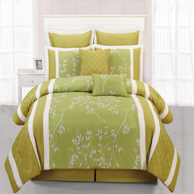DUCK RIVER 8-pc. Riverbank Comforter Set