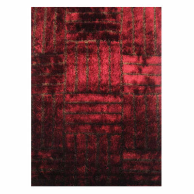 La Rugs Contempo Shaggy Vi Shag Rectangular Rugs