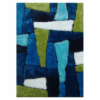 La Rugs Exotic Xiv Shag Rectangular Rugs