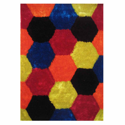 La Rugs Exotic Xvii Rectangular Rugs