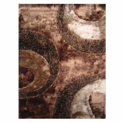 La Rugs Fantasy Shaggy Shag Rectangular Rugs