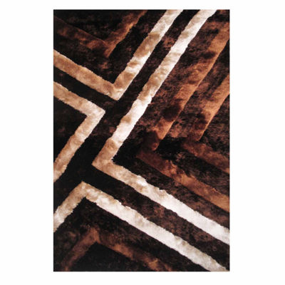 La Rugs Dimension Shaggy Vii Shag Rectangular Rugs