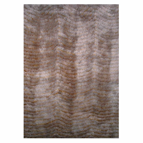 La Rugs Contempo Shaggy Iv Shag Rectangular Rugs