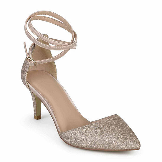Journee Collection Womens Luela Pumps Pointed Toe Stiletto Heel