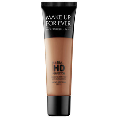 MAKE UP FOR EVER Ultra HD Perfector Skin Tint Foundation SPF 25