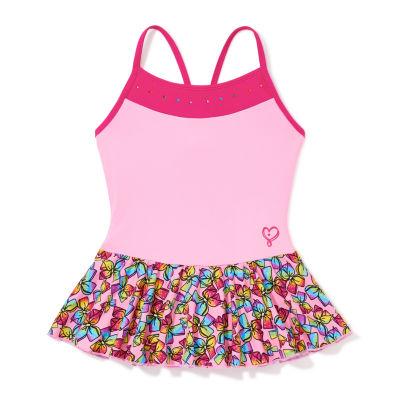 Jacques Moret Jojo Siwa By Danskin Sleeveless Dance Dress - Preschool