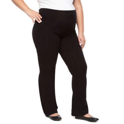 Planet Motherhood Over the Belly Yoga Pant - Maternity
