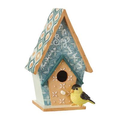 Precious Moments  Decorative Birdhouse  Wall-Mounted  Home Decor