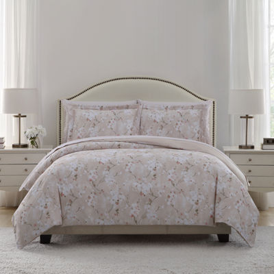 Cherry Blossom 7-pc. Floral Comforter Set