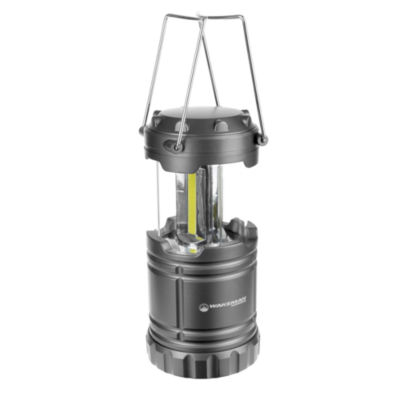 Stalwart Grey 180 Lumen Portable Outdoor Lantern